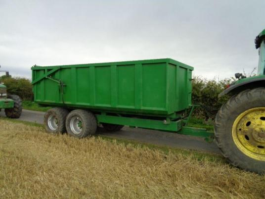 Autres Easterby 14 Tonne Trailer Easterby 14 Tonne Trailer