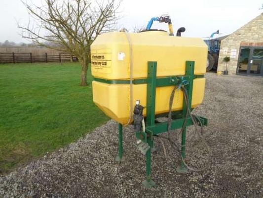 Autres Used Cleanacres Front 830L Spray Tank