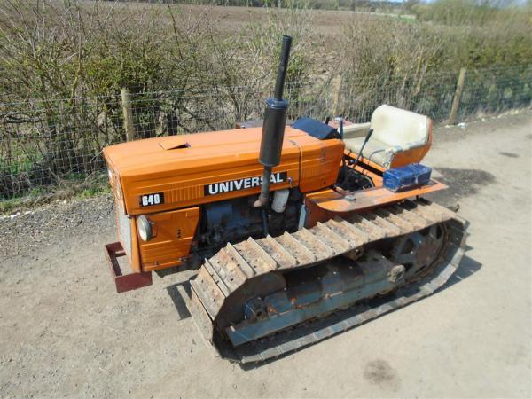 Universal 640 Crawler For Sale