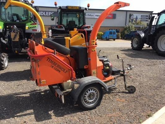 T8006313 - Timberwolf TW125PH Chipper