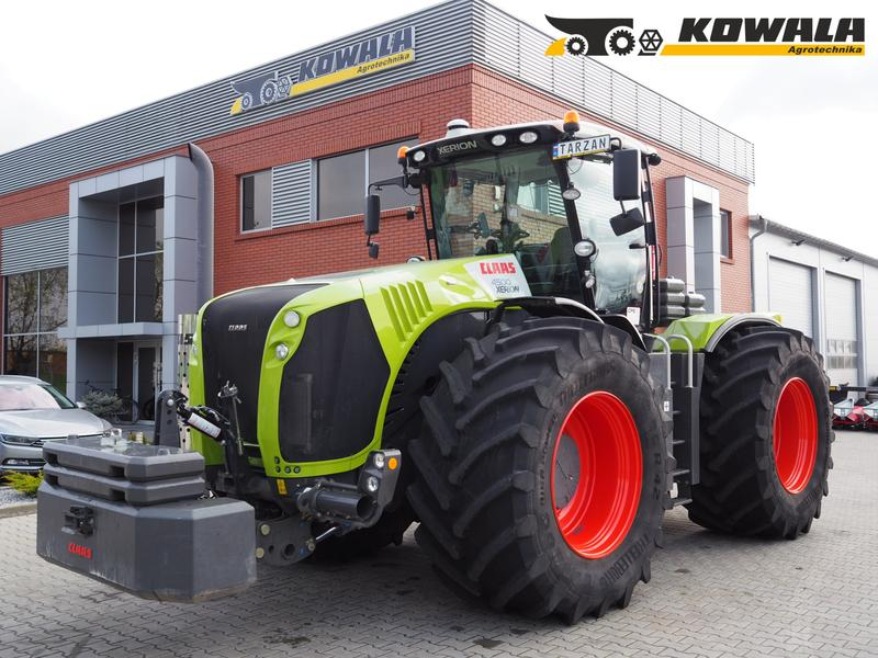 Claas Xerion 4500 Trac (5000)