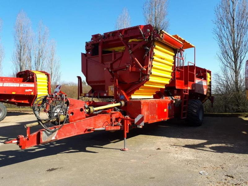 Grimme SV 260 NS
