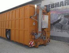 Stapel Feldrandcontainer Güllecontainer 75000