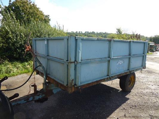 Other WEEKS PLUS 40 TIPPING TRAILER