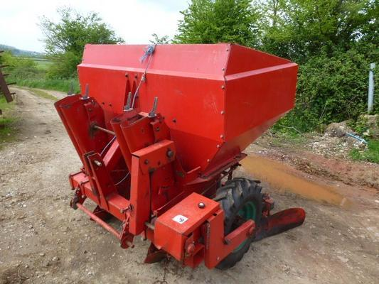 Kverneland  POTATO PLANTER