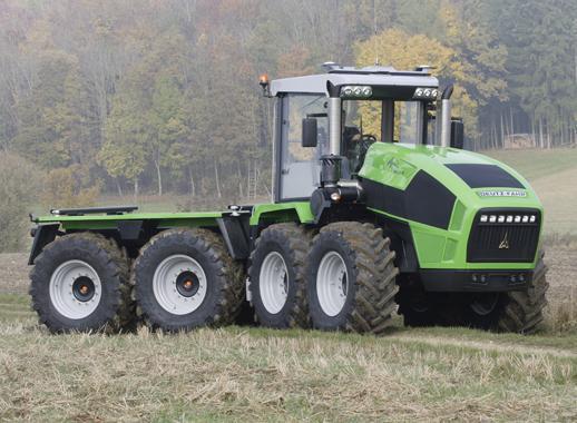 tracteur forestier deutz-fahr
